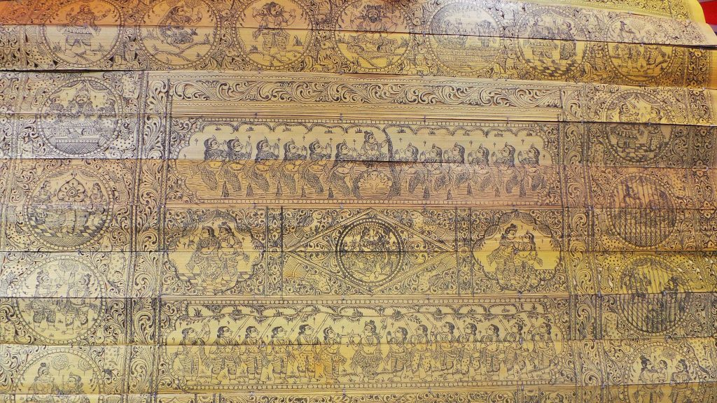 Kalinga Mardan, Jugal Bandi and Govardhan Giridhar all in one frame