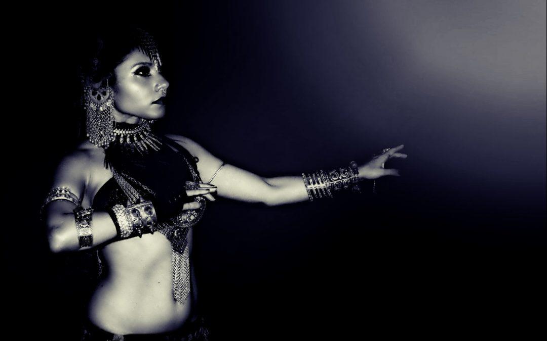 Bindu Bolar the 'Tribalina'-Tribal Fusion Belly Dance