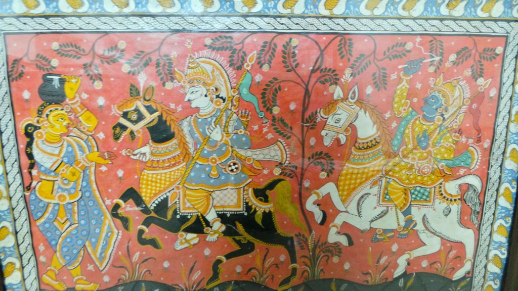 patachitra painting orissa