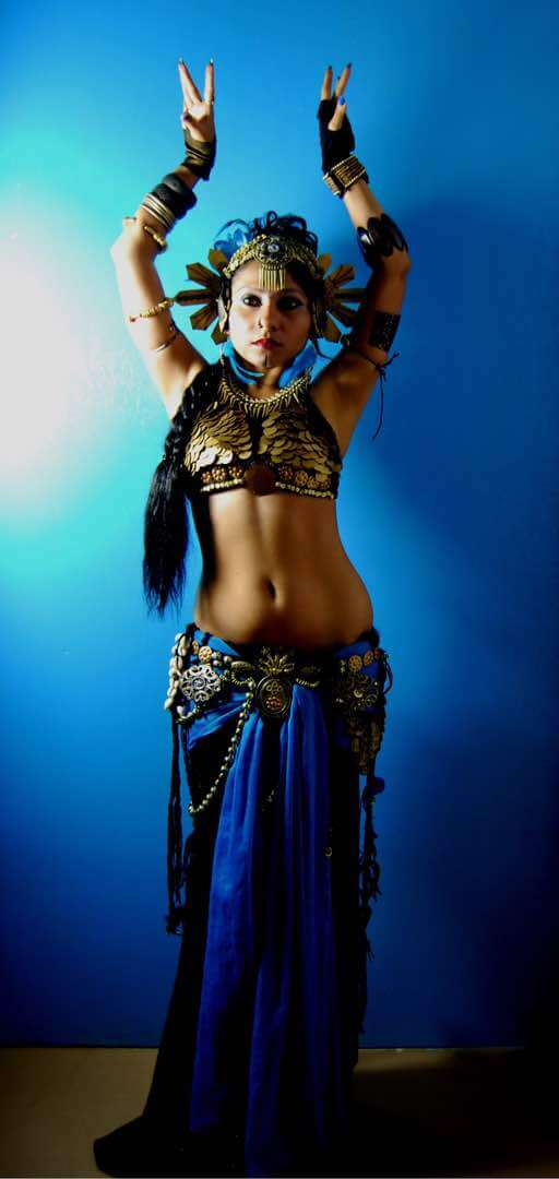 Tribal Fusion Belly Dance- Bindu Bolar
