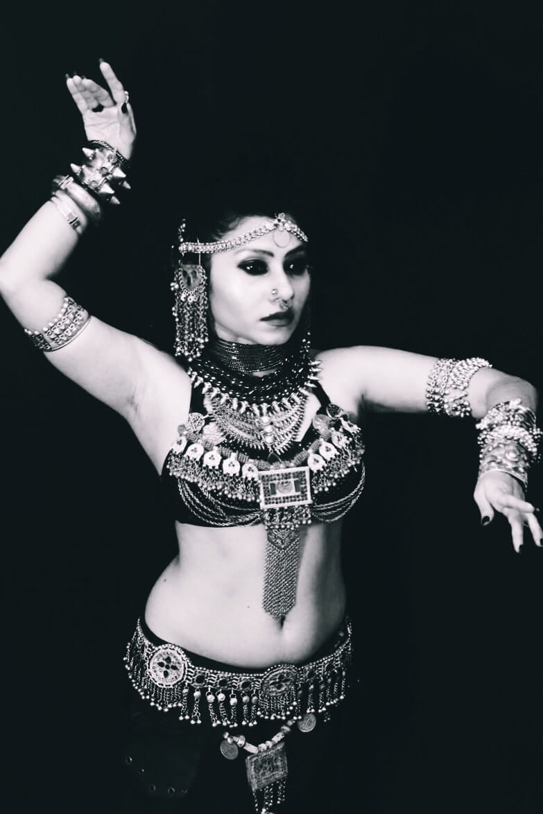 Tribal Fusion Belly Dance- Bindu Bolar