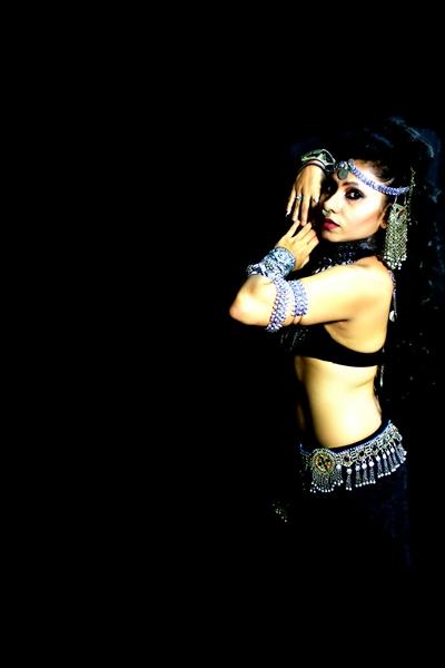 Tribal fusion belly dance -Bindu Bolar