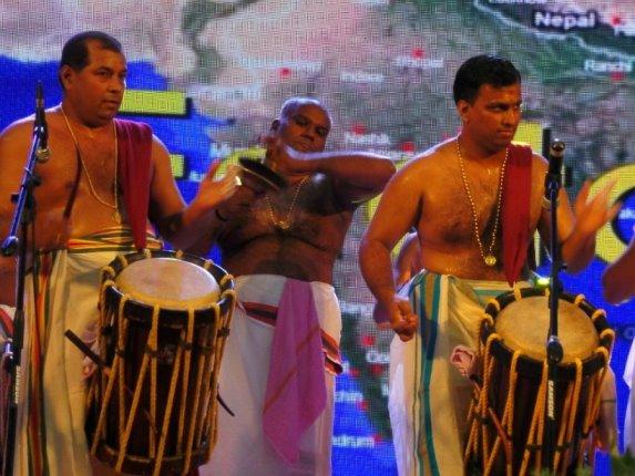 Double Thayambaka