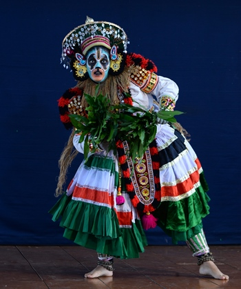 Yakshagana- A theatrical art form of Tulunadu