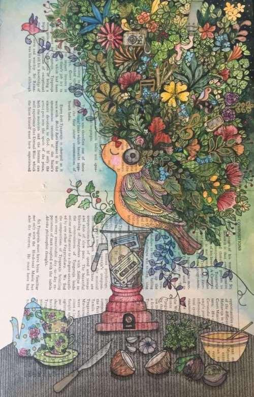 Bakula Nayak - An Artist's Journey