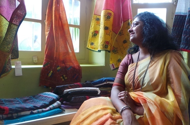 Rema Kumar – Designing Textile