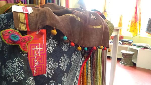 #RemaKumar #IndianTextiles #TextileDesigner
